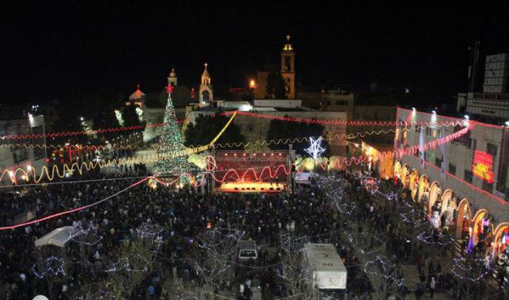 Au moins 165.000 Chrétiens devraient venir en Israël pour célébrer Noël