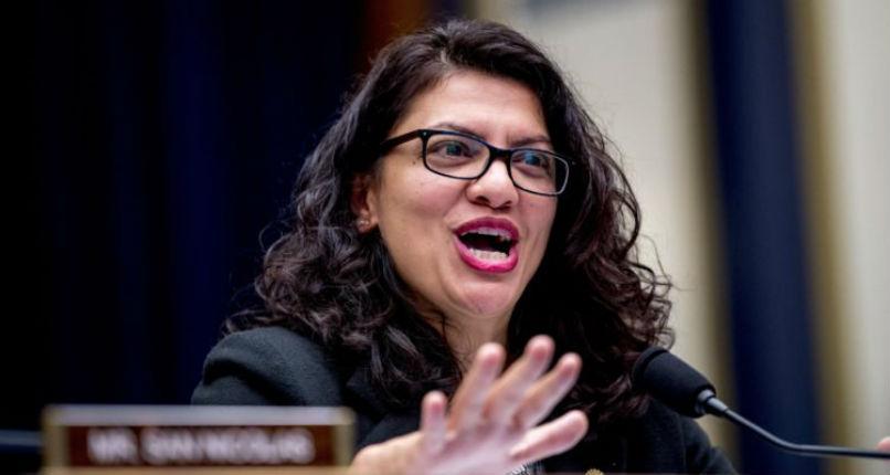 Etats Unis: la représentante Rashida Tlaib compare la situation à la frontière américano-mexicaine à «l'oppression israélienne à Gaza»