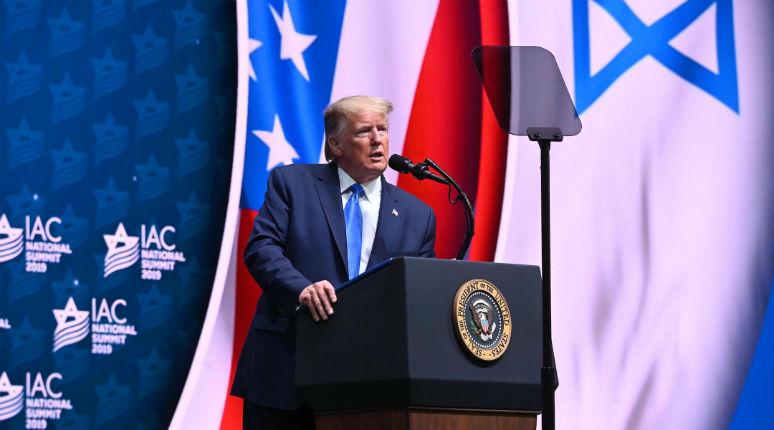 Trump : « de nombreux Juifs américains n'aiment pas assez Israël »