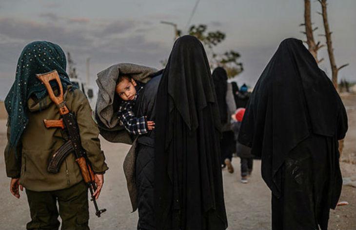 Belgique : la justice ordonne le rapatriement d'une djihadiste belge et de son enfant, sous peine d'une astreinte de 2000€/jour