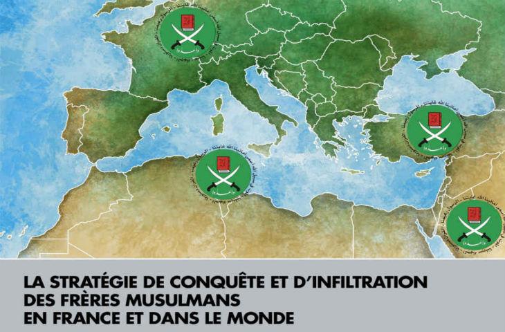 Alexandre Del Valle «Comment les Frères Musulmans veulent conquérir l'Europe» (Vidéo)