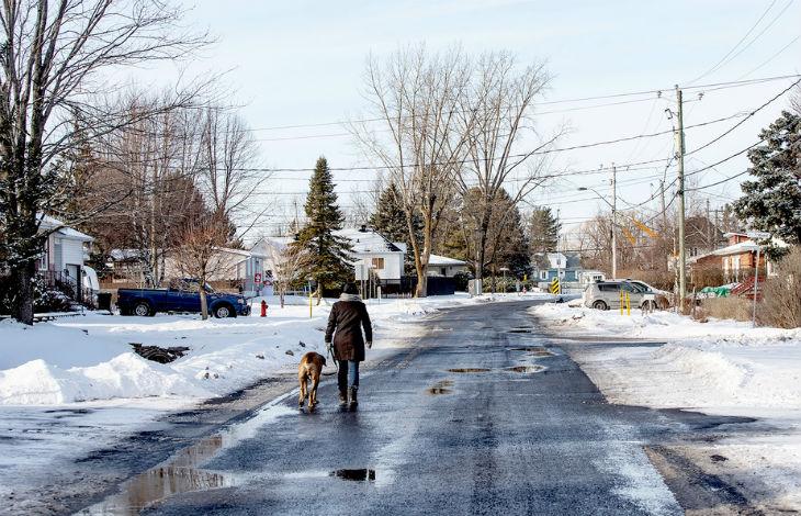 Canada: A Saint-Jean-sur-Richelieu, il est interdit de vendre ou de louer aux « personnes de race juive »