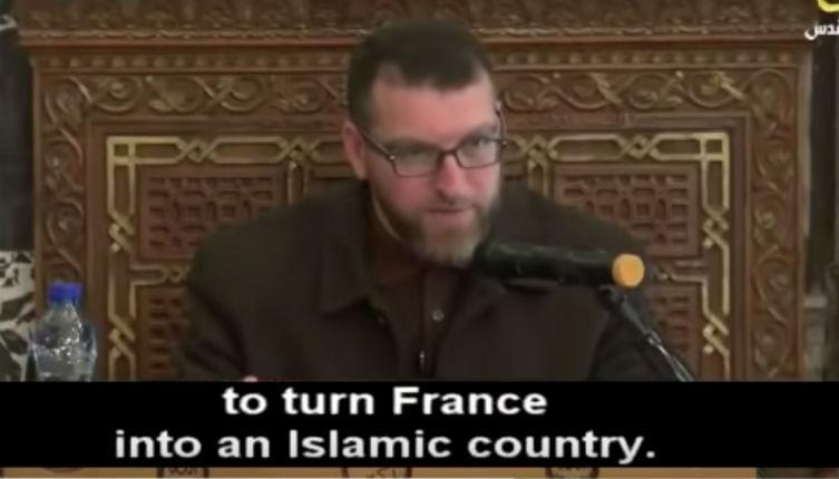 Pour l'imam palestinien Abou Taqi Al-Din : « L'islam vaincra l'Occident par le jihad et la France deviendra un pays islamique » (Vidéo)