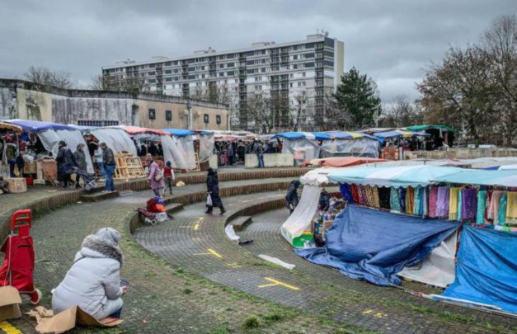 Garges-lès-Gonesse : « On est maintenant les seuls blancs… S'installer ici pour une famille juive serait une erreur de casting »