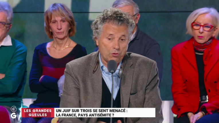 Goldnadel sur BFMTV: « On assiste à un véritable exil des juifs de France »