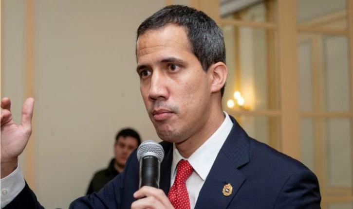 Juan Guaido en visite à Paris appelle à une pression internationale sur la dictature au Venezuela