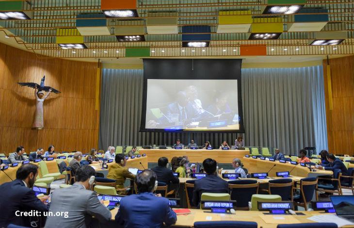 ONU: l'Ukraine quitte «le Comité des droits inaliénables» du peuple palestinien, un comité «anachronique anti-israélien»