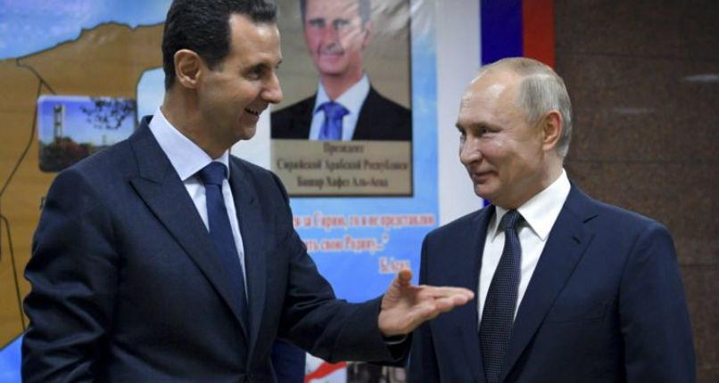 Poutine envoie un message clair à l'Iran: la Russie ne permettra aucune représaille contre Israël depuis le sol syrien