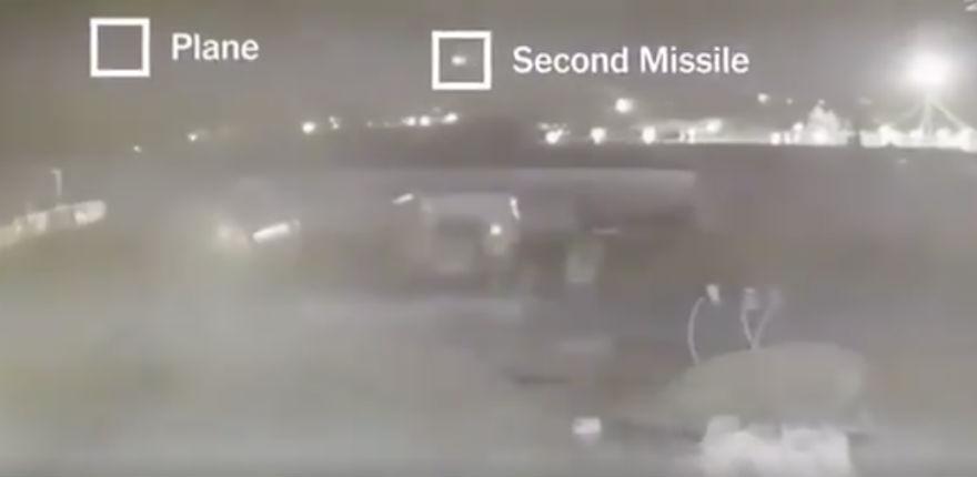 Avion ukrainien abattu en Iran: deux missiles ont touché l'appareil (Vidéo)