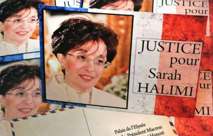 Europe Israël appelle à participer à un allumage de bougies pour Sarah Halimi le 28 février à Paris