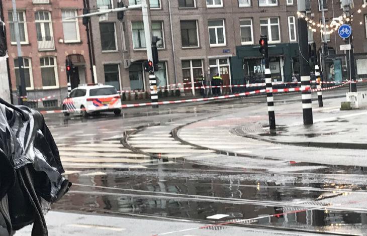 Alerte au colis piégé devant un restaurant casher à Amsterdam