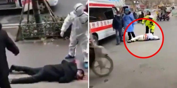 Alerte sanitaire : Plus de 200 000 personnes infectées en Chine dont 100 000 à Wuhan