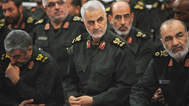 Alors que la radio de propagande France Info présente l'Iran et Soleimani comme des gentilles victimes du méchant Trump, ceux-ci préparaient des attaques terroristes contre les USA et israël