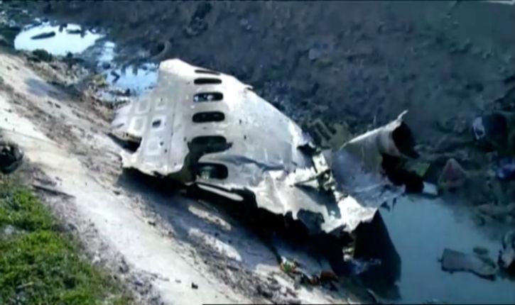 Crash du Boeing 737 en Iran : les experts ukrainiens ont obtenu l'accès aux boîtes noires