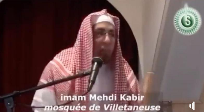 L'imam de la mosquée de Villetaneuse «Celui qui mange du porc a tendance à avoir le comportement d'un porc… ce sont les gens les plus sales» (Vidéo)