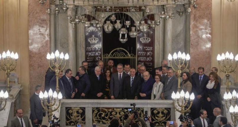 L'Égypte restaure une synagogue historique, des décennies après avoir chassé les Juifs
