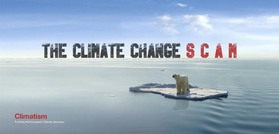Quand les dictateurs du Monde (les pseudos «Décodeurs») veulent faire interdire les nombreux scientifiques qui contestent l'existence du réchauffement climatique