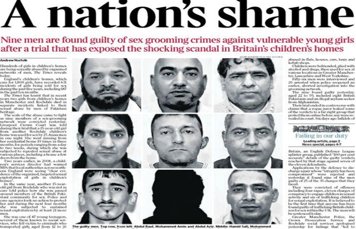Impunité des Pakistanais violeurs d'enfants à Manchester : la police a fermé les yeux par peur de «tensions raciales»