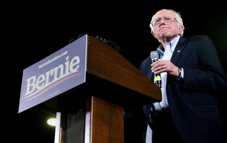 Etats Unis: Bernie Sanders envisagerait de redéplacer l'ambassade US à Tel Aviv s'il était élu