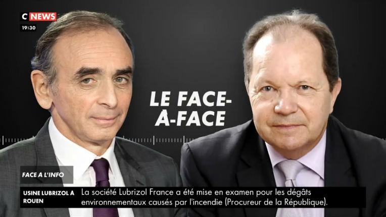 Zemmour face à Philippe Bilger : « Les magistrats ne jugent plus au nom du peuple français mais au nom de leur idéologie » (Vidéo)