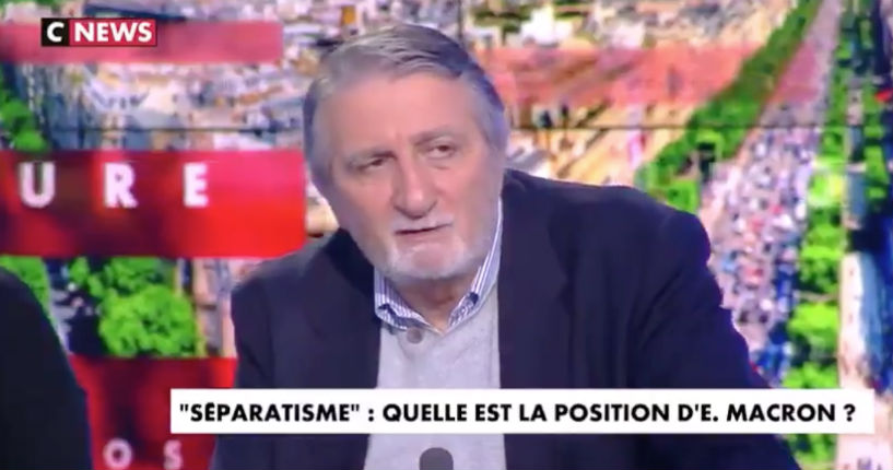 Jean-Paul Brighelli sur la montée de l'islamisme « la gauche a collaboré. Dans les quartiers, les Juifs préfèrent partir en Israël et faire face au Hezbollah que supporter leur voisin de palier » (Vidéo)