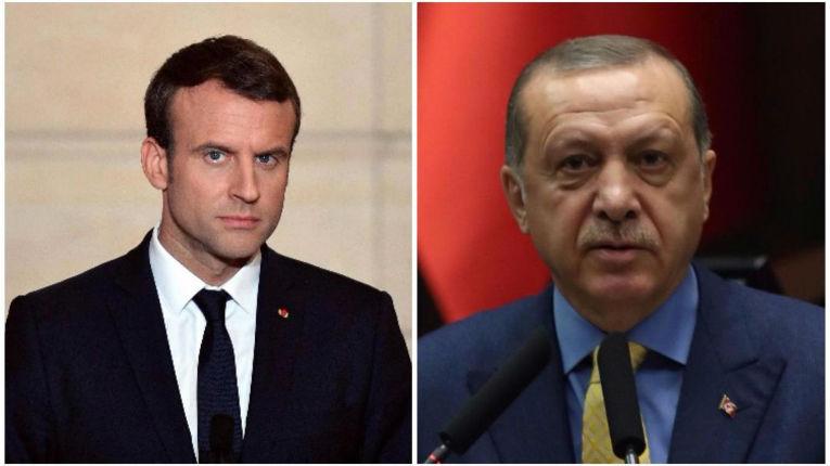 L'islamiste Erdogan avertit Emmanuel Macron de ne pas «chercher querelle à la Turquie»