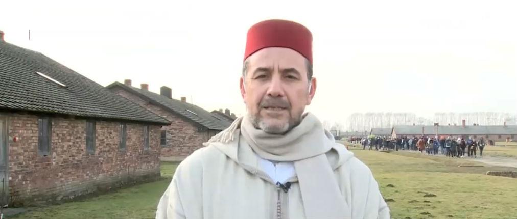 Représentants de l'islam en visite à Auschwitz : «Nous devons tirer les leçons de l'Holocauste pour qu'une telle tragédie ne se reproduise pas» (Vidéo)