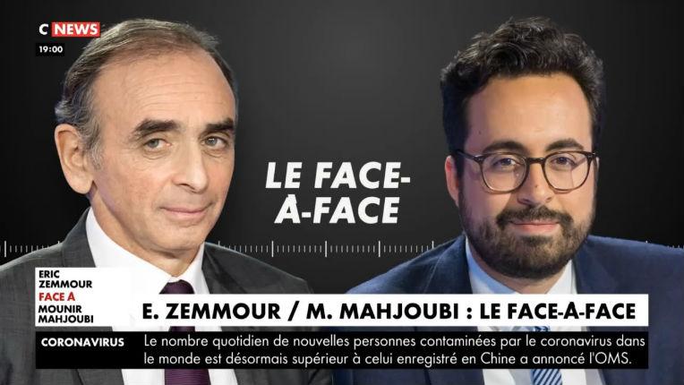 Zemmour face à Mounir Mahjoubi : « des banlieues qui étaient françaises sont devenues étrangères… une civilisation étrangère s'est installée sur notre sol » sous les applaudissements des socialo-vivrensemblistes (Vidéo)