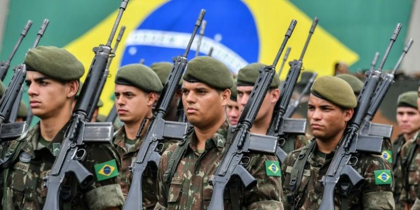 L'armée brésilienne considère la France comme «la principale menace à la sécurité stratégique du Brésil»