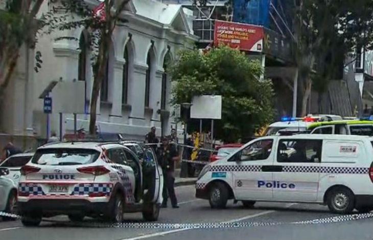 Attaque au couteau à Brisbane : un touriste poignardé en pleine rue par un islamiste afghan, qui a été abattu