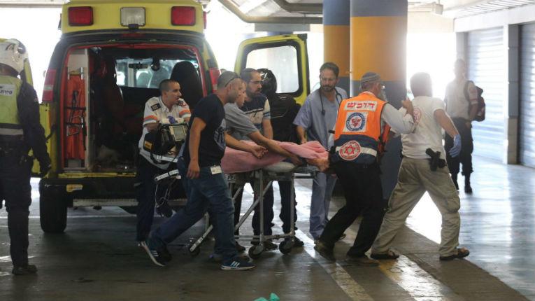 Attentat terroriste en Israël: 12 soldats golanis blessés dans une attaque à la voiture-bélier à Jérusalem