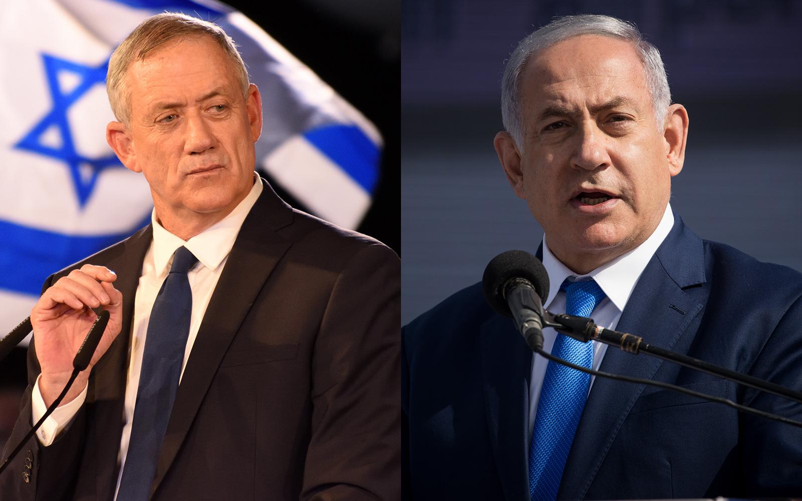 Netanyahu défie Gantz sur son terrain de prédilection : un débat télévisé