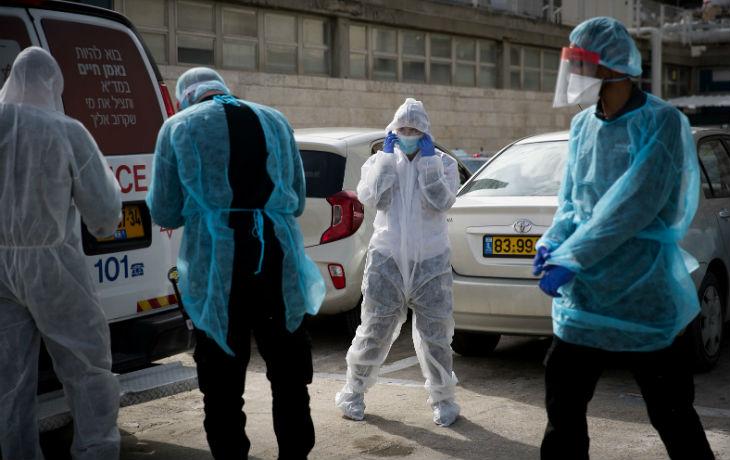 Benjamin Netanyahu «Israël va travailler sur un vaccin contre le coronavirus»