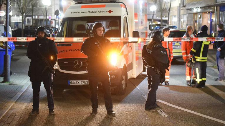 Allemagne : 9 morts après deux fusillades dans des bars à chicha, le parquet anti-terroriste saisi