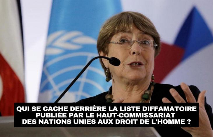 ONU: Le Haut-Commissariat aux droits de l'homme sous la coupe d'ONG pro-boycott d'Israël et proches d'organisations terroristes