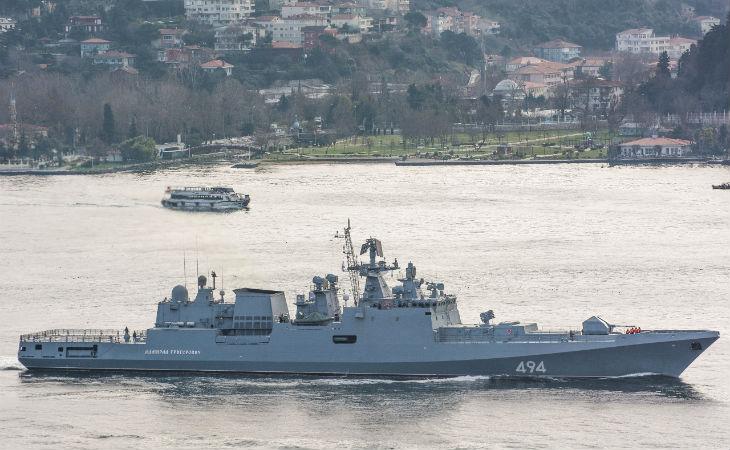 Syrie : Réunion d'urgence de l'OTAN après la mort de 33 soldats turcs, la Russie envoie 2 navires de guerre en Méditerranée
