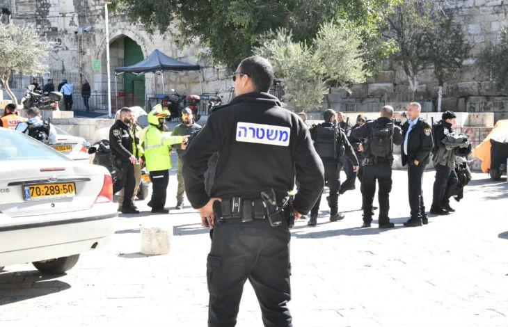 Israël: un policier blessé par balles près du mont du Temple, le terroriste a été neutralisé