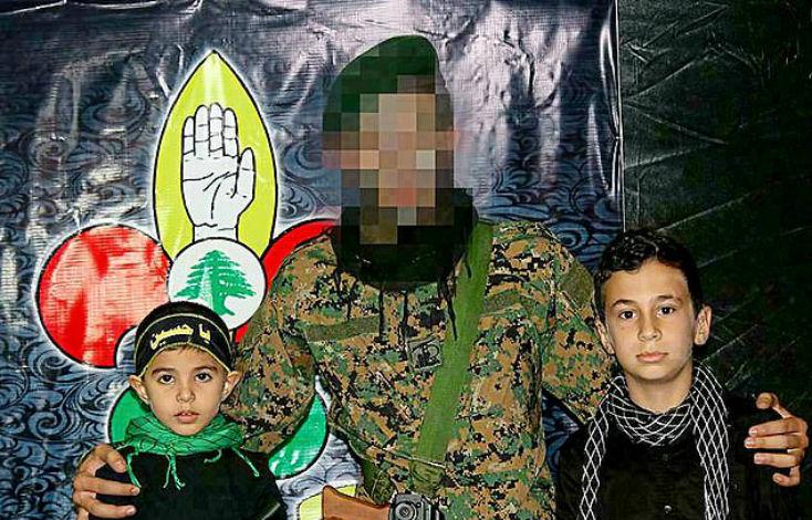 Liban : Le Hezbollah prépare les enfants dès l'âge de quatre ans à devenir des terroristes islamiques