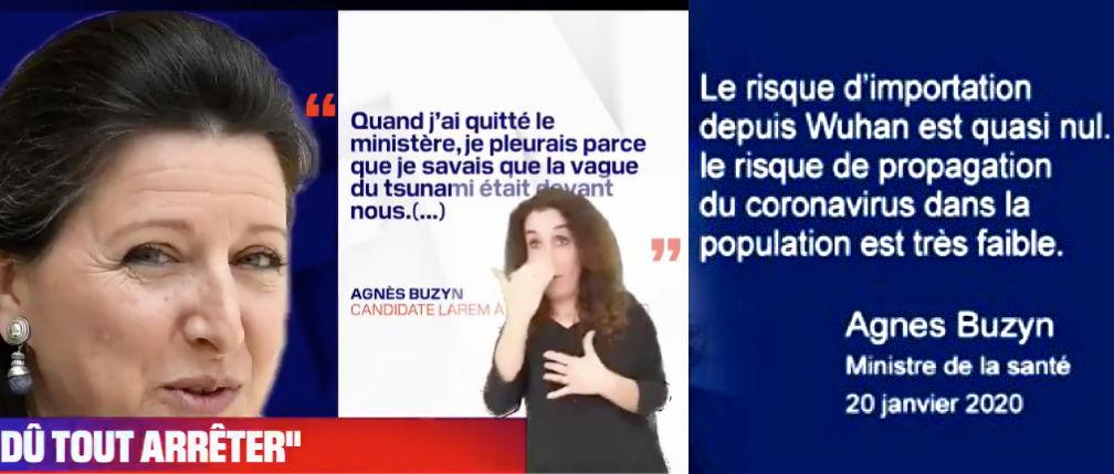 Coronavirus : Après les déclarations d'Agnès Buzyn qui prévoyait des milliers de morts dès janvier, le Sénat va lancer une enquête parlementaire sur la gestion de l'épidémie par le gouvernement (Vidéo)