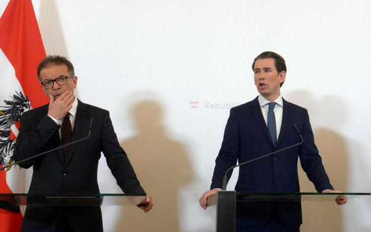 Coronavirus : l'Autriche interdit les rassemblements de plus de cinq personnes