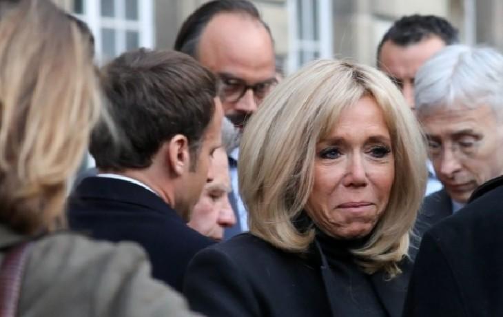 """Brigitte Macron a le blues en raison du confinement : la Première dame """"vit ce retranchement avec difficulté"""""""
