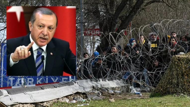 La stratégie d'Erdogan pour faire plier l'UE, L'analyse d'Alexandre del Valle (Vidéo)