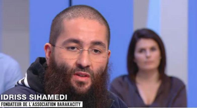 L'islamiste radical Idriss Sihamedi en garde à vue pour des tweets contre Zineb El Rhazoui