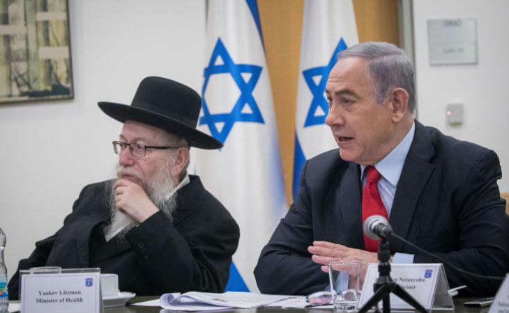 Coronavirus, Israël : Netanyahu «Nous devons changer nos modes de vie, nous vous demandons d'éviter tout rassemblement de plus de 100 personnes», 100 cas confirmés