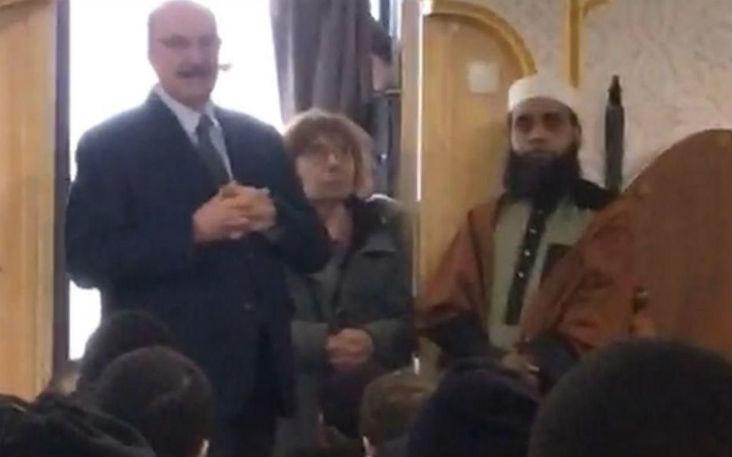 Villiers-sur-Marne : Quand le maire LR Jacques-Alain Bénisti fait campagne à la mosquée radicale, « Je compte sur vous pour les municipales » (Vidéo)