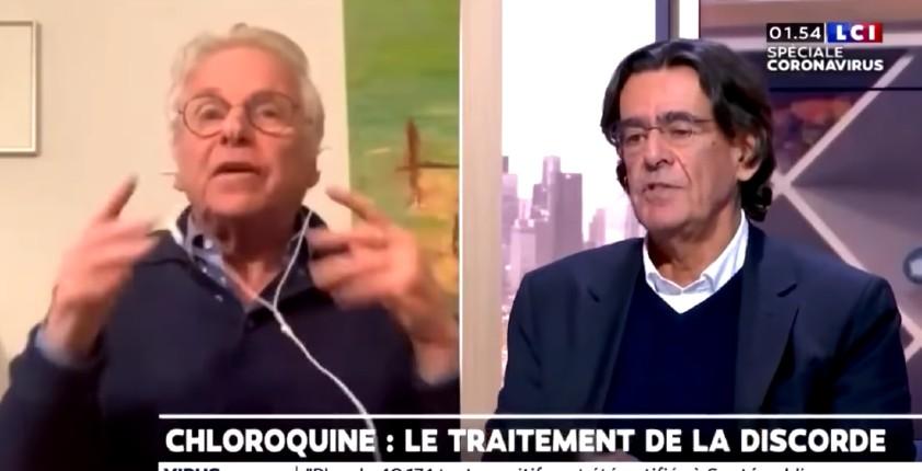 Le gauchiste Daniel Cohn-Bendit : « Que Didier Raoult ferme sa gueule… Y'en a marre de ce genre de mec » (Vidéo)