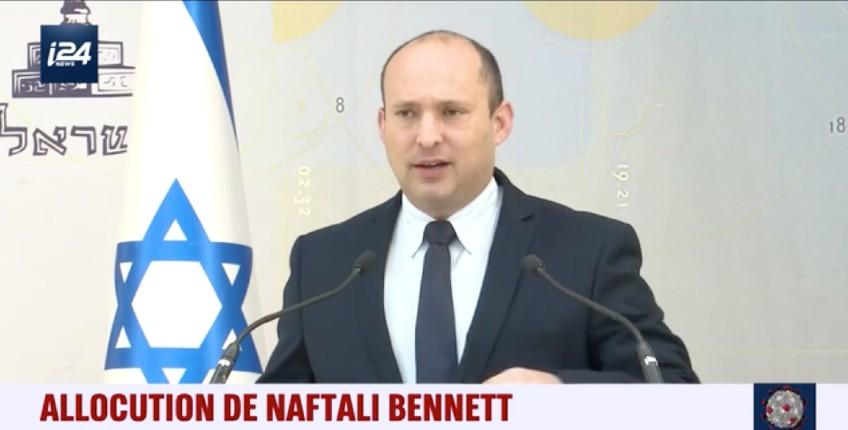Coronavirus en Israël : Benett «Nous nous attendons à voir un rythme effréné de malades graves d'ici 10 jours»