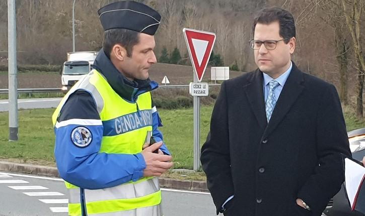Ziad Khoury, préfet de l'Aisne, a pris un arrêté visant à interdire la vente d'alcool dans son département
