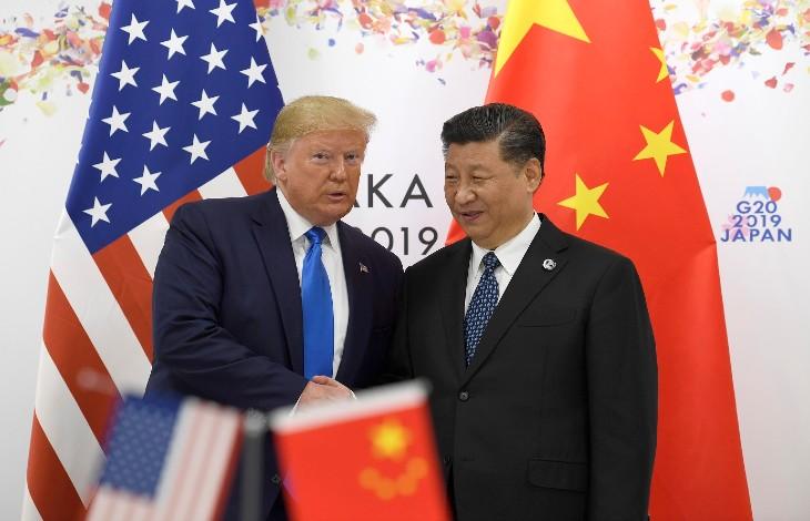 Xi à Trump: la Chine et les Etats-Unis «doivent s'unir» contre le Covid-19
