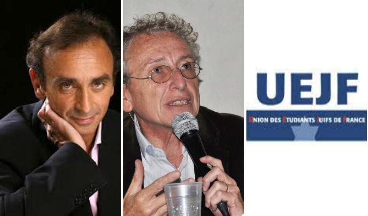 Pétain et les juifs: le rabbin historien Alain Michel soutient Zemmour et attaque l'UEJF «l'UEJF a une attitude liberticide qui consiste à interdire tout débat historique»